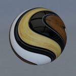 Vredet sphere